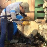 Yardworks 5 ton electric log splitter manual