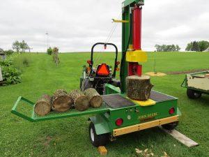 What is a Log Splitter