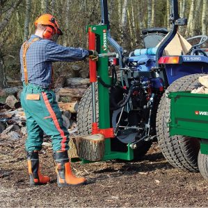 How to Properly Maintain a Hydraulic Log Splitter