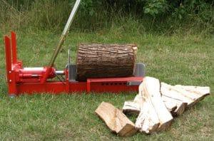 types of log splitter