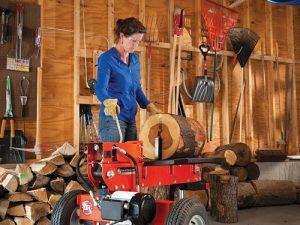 benefits of using log splitter