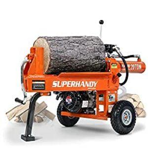 Superhandy 20 ton Log Splitter