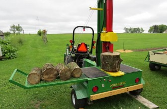 Great Benefits of Using a Log Splitter