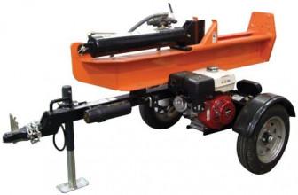 SpeeCo Horizontal/Vertical Gas Log Splitter Review